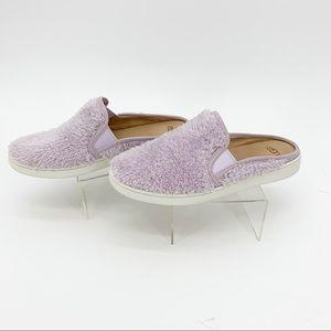 UGG Luci Faux Fur Slip On Sneaker Mule Size 9
